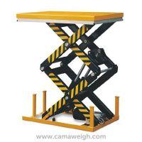 2000 kg  Double-scissor-lift-table
