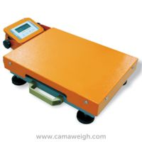 Logistic  Scales   Camaweigh   Mild Steel Indicator-LED