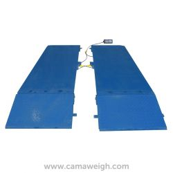 Movable truck Scales - Camaweigh
