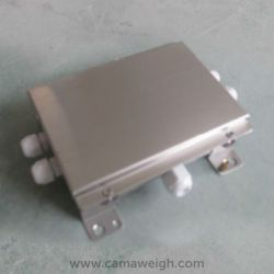 6 Lines Stainless Steel Junction Box