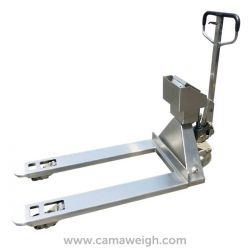 Pallet Truck Scales Stainless Steel