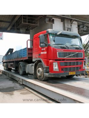 Truck Weighbridges Manufacturer - Camaweigh