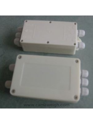 Plastic Junction Box - 4 lInes