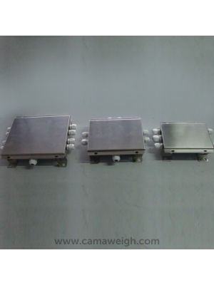 Stainless steel 4 lines Large Junction Box