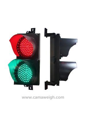 2 Lights Led Intelligent Traffic Signal | Camaweigh