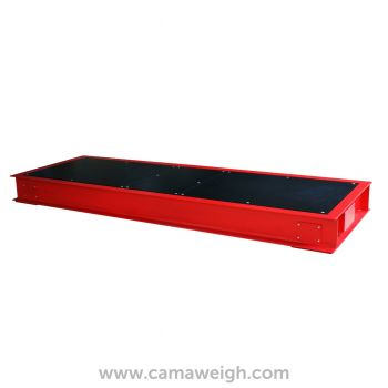 Triple Axle - Weighing Scale