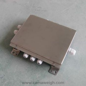8 lines Stainless Steel Junction box