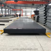 22X 3 - Standard U-Shaped Weighbridge