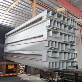12X 3 - Standard U-Shaped Weighbridge