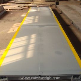 9X3 Standard U Shaped Weighbridge - Camaweigh