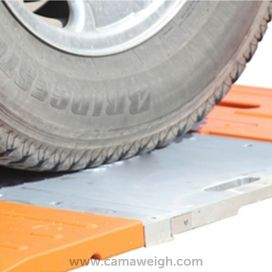 Portable Axle Weigher by Camaweigh