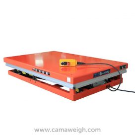 Single Scissor Lift Table Product | Camaweigh
