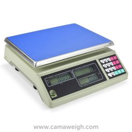 Counting Scale With Multiple LCD Display