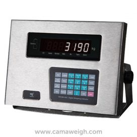 Weighing Indicator with magnet-proof interface