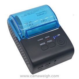 Bluetooth Invoice Printer by Camaweigh