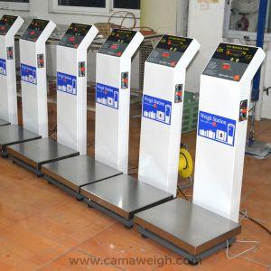 Airport Luggage Scaling Machine - Camaweigh.com