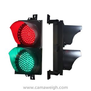 2 Lights Led Intelligent Traffic Signal | Camaweigh