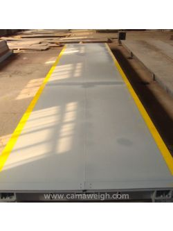9X3 Standard U Shaped Weighbridge - Camaweigh