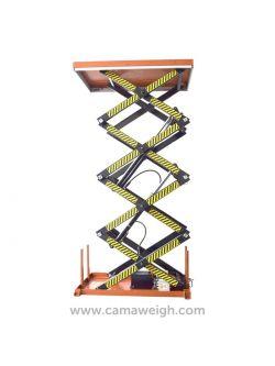 Order Four Scissor Lift Table Online- Camaweigh.com