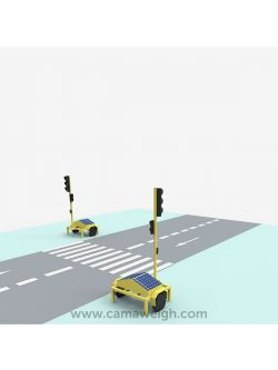 Multiple Traffic Intersection Coordination System - Camaweigh.com
