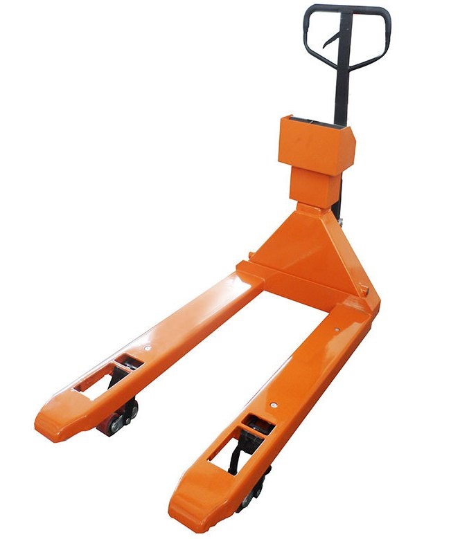 Buy pallet jack scale 5000 pounds (lb.) and other industrial weighing scales for industrial use