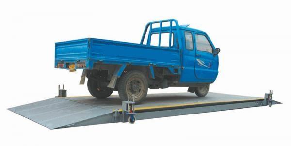Large weighbridge or vehicle weigh station (platform) on sale