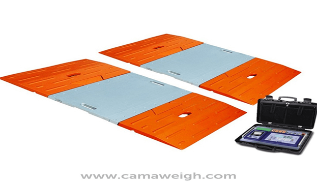Buy Orange Wireless Portable Weighing Pads for sale